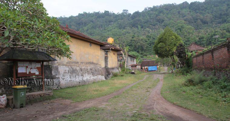 Bali Adventure – A visit to Tenganan Village to understand Geringsing Cloths