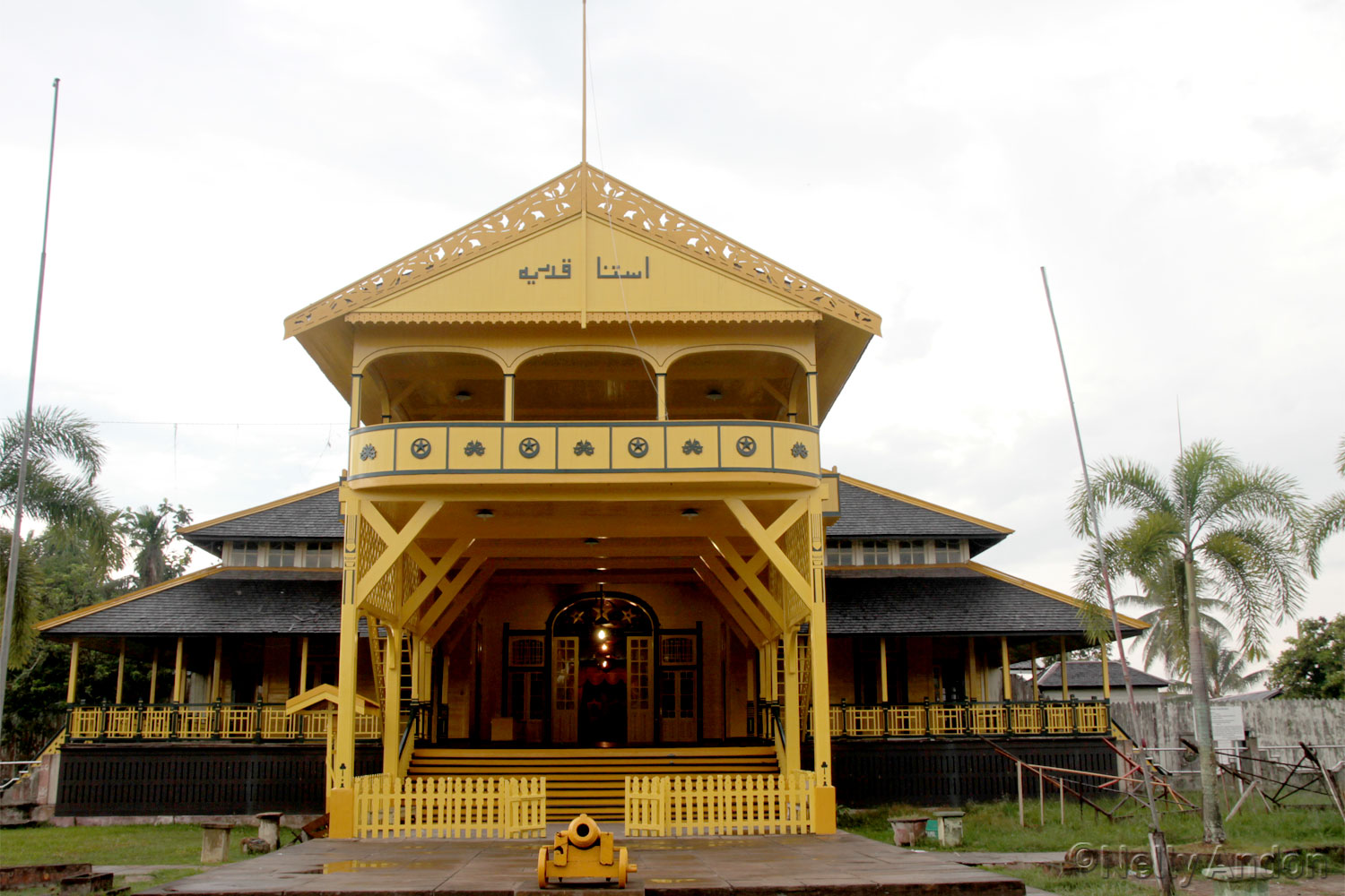 Borneo Adventure – Pontianak, The golden kingdom