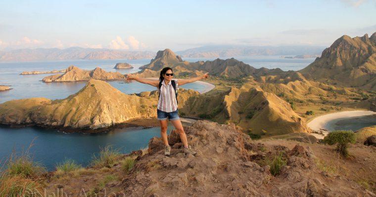 Komodo Adventure – Part 1, Padar Island – Completing my dream hike for 2016