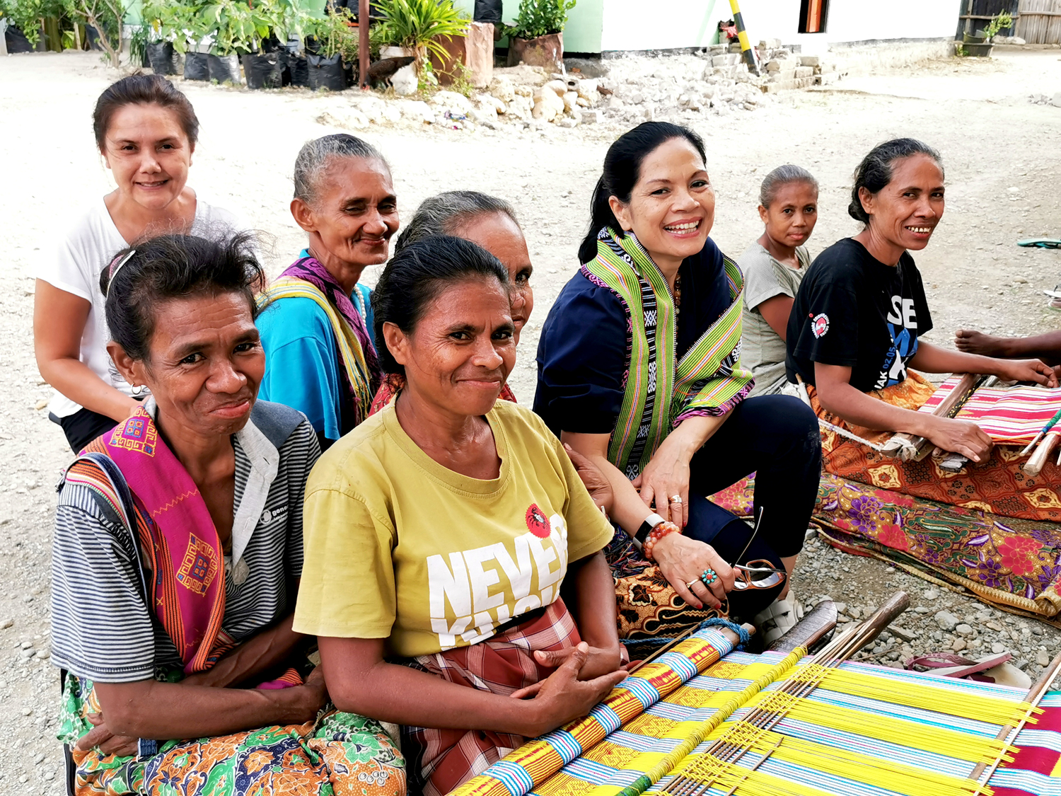 The Sotis Handwoven Textiles from South Central Timor