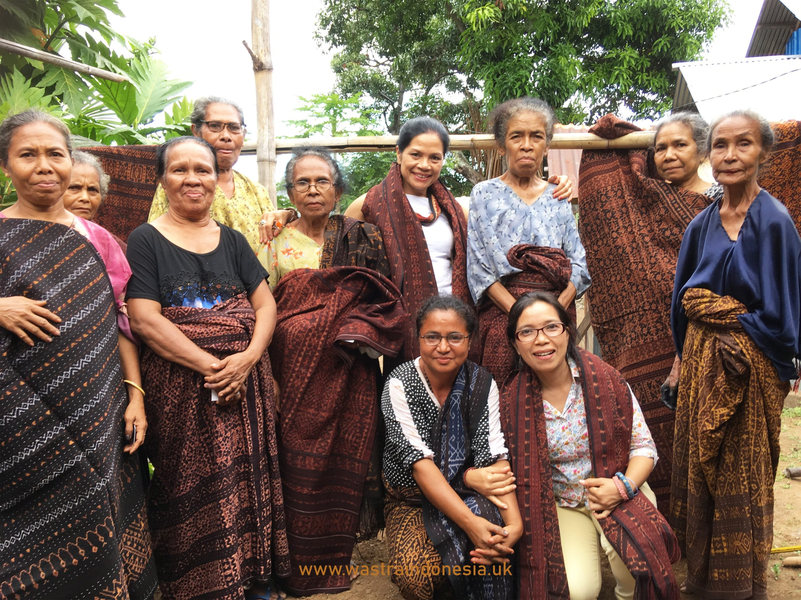 A day with Weavers of Nggela, Flores, East Nusa Tenggara