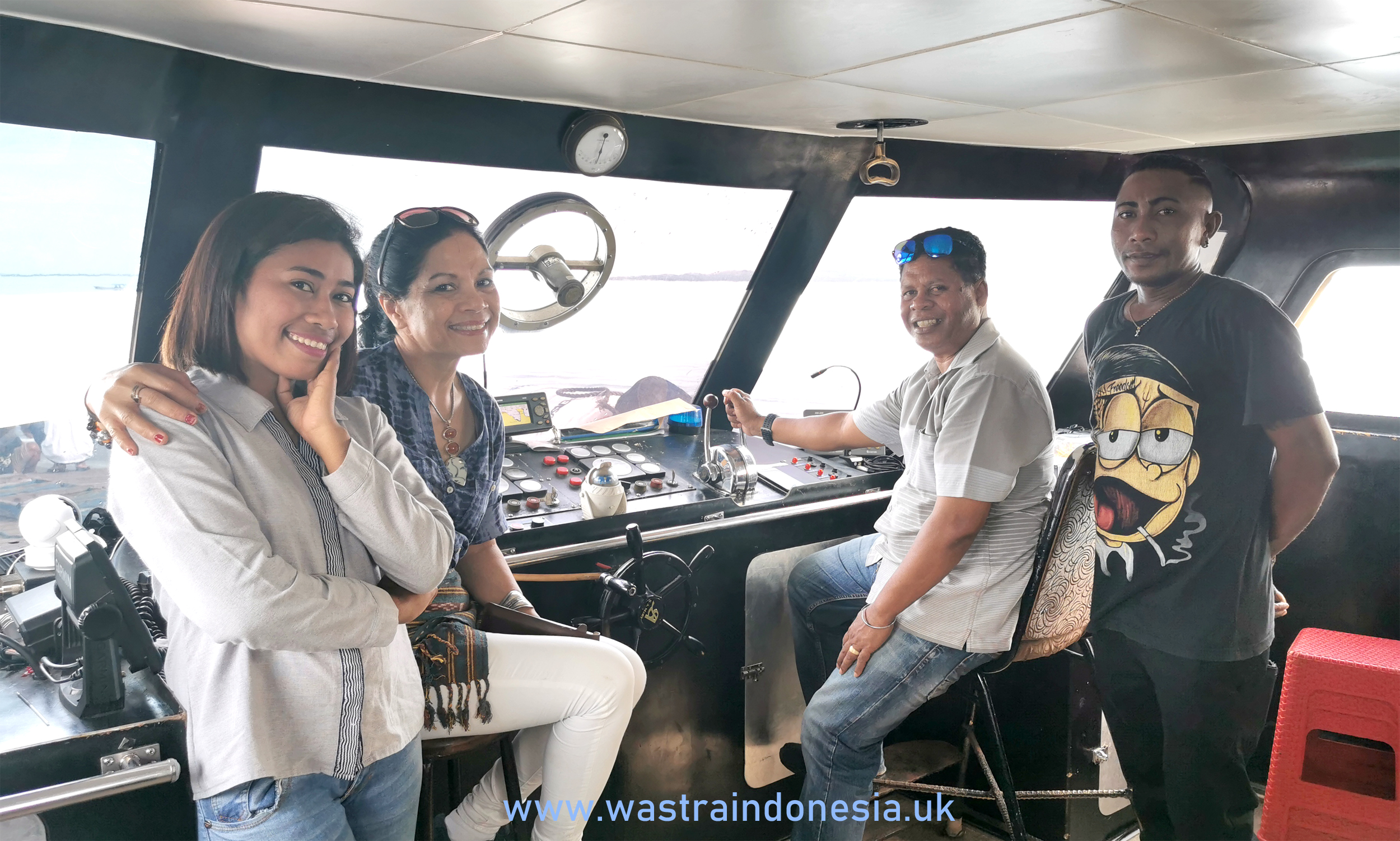 FROM LEMBATA TO LARANTUKA WITH LOVE – THE FAST BOAT CROSSING