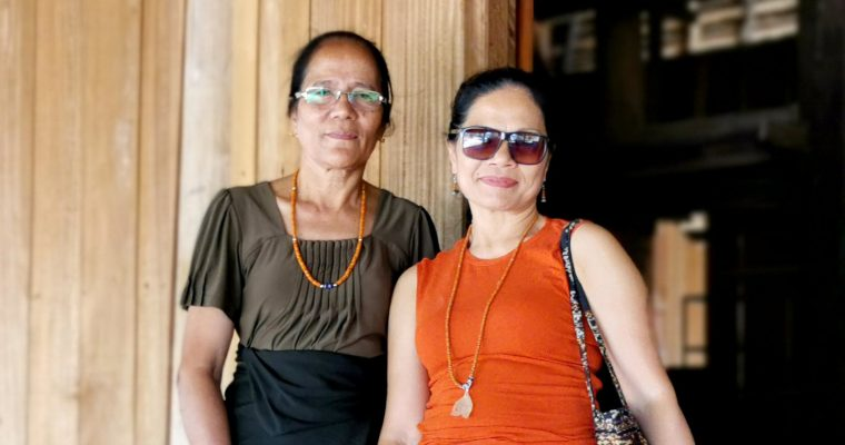 A visit to Prailiu Kingdom, in Kamberra, Waingapu, Sumba island.